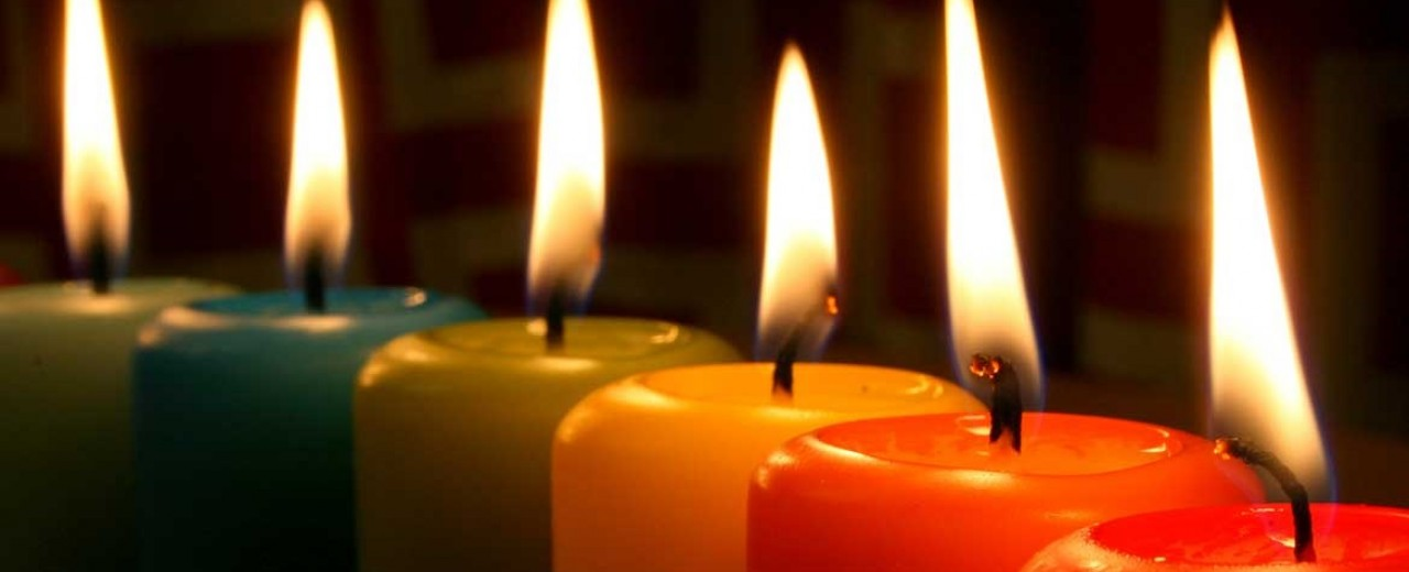 Principles Behind Candle Colors and Their Meaning